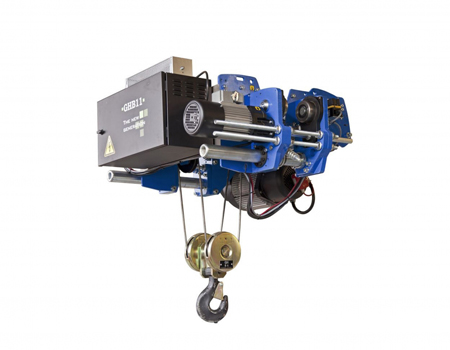 Electric Wire Rope Hoist-CE